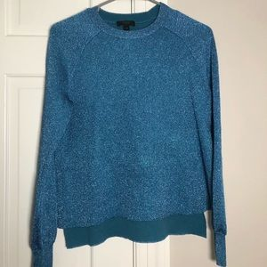 J Crew Glittery Sweater